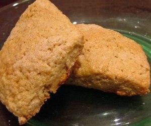 gluten-free, casein-free scones